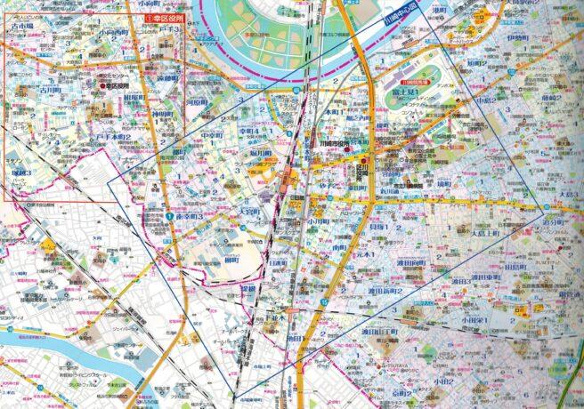 HD用地図